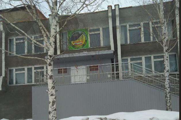 В Гурьевске подожгли детскую библиотеку