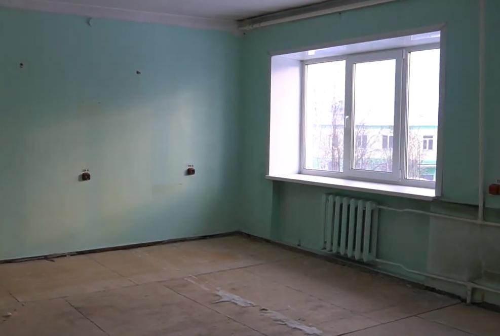 В Прокопьевске начался ремонт городской больницы