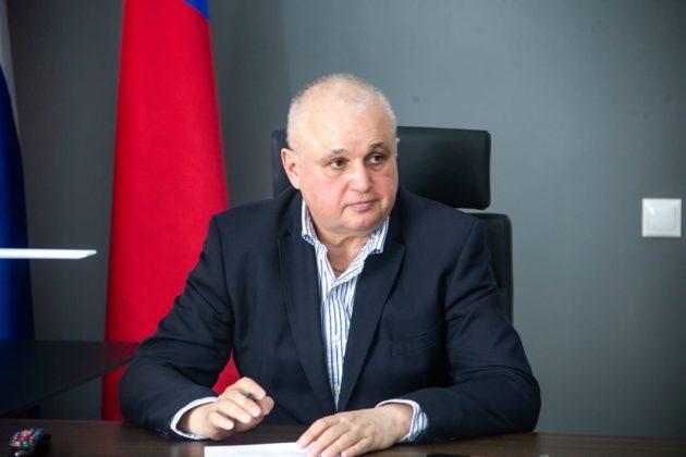 У Губернатора Кузбасса Сергея Цивилева подтвердился коронавирус