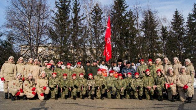В Кемерове прошел митинг на Пионерском бульваре