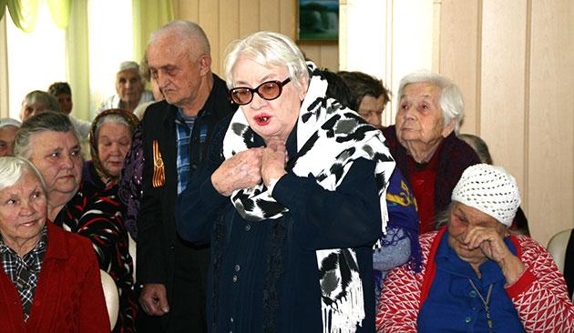 Вокальный конкурс для ветеранов пройдет в Кемерове