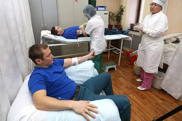 Из-за коронавируса в Кузбассе возник дефицит донорской крови