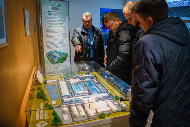 В Юрге планируют выйти на максимальный объем производства рыбы
