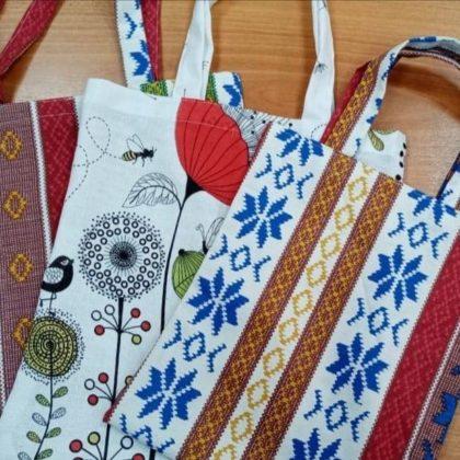 Кузбасские школьники предложили альтернативу пластиковым пакетам