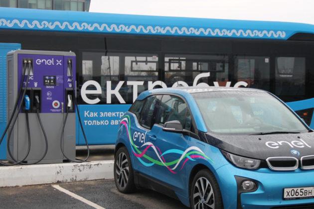 В Новокузнецке установят быструю зарядную станцию для электромобилей