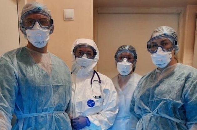 Кузбасских медиков, работавших с коронавирусом, отправят на карантин