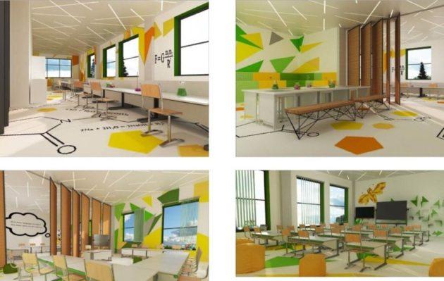 В Анжеро-Судженске к концу года планируют завершить строительство школы