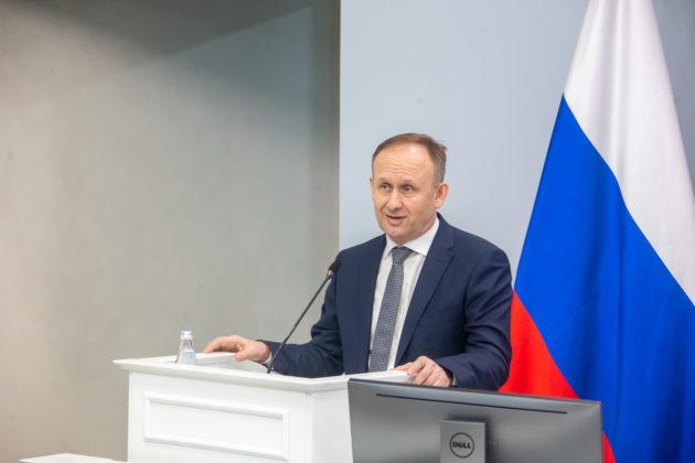 Экс-тренер ХК «Кузбасс» Сергей Мяус стал советником губернатора по физической культуре и спорту