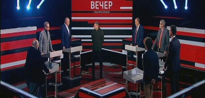 Губернатор Кузбасса принял участие в программе «Вечер с Владимиром Соловьевым»
