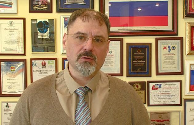 Исполнительный директор «Ассоциации юристов России» Андрей Переладов: «Поправки в Конституцию — это идеясправедливости, законопослушания ибезопасности чиновника»