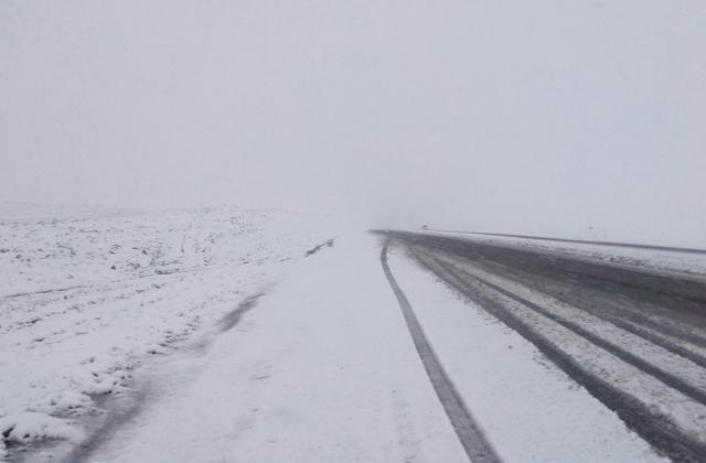 Снег и гололедица: синоптики рассказали о погоде в Кузбассе на ближайшие сутки