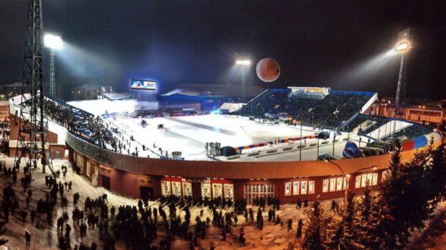 Финал чемпионата России-2020 по хоккею с мячом пройдёт в столице Кузбасса