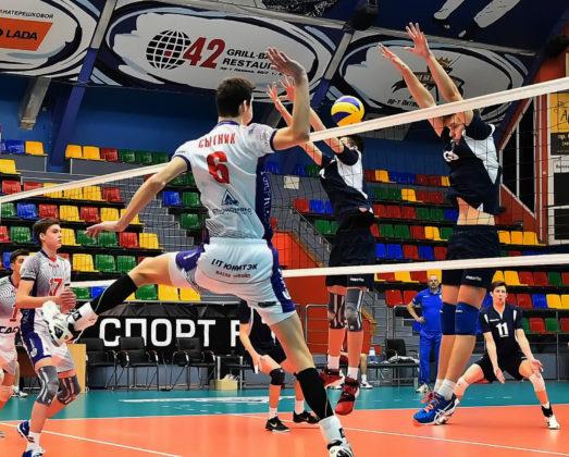 Волейбольный «Кузбасс» встретится в Казани с «Зенитом»