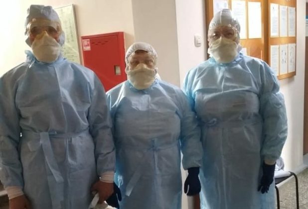 Кузбасские медики и сотрудники скорой помощи получат доплаты за работу с больными коронавирусом