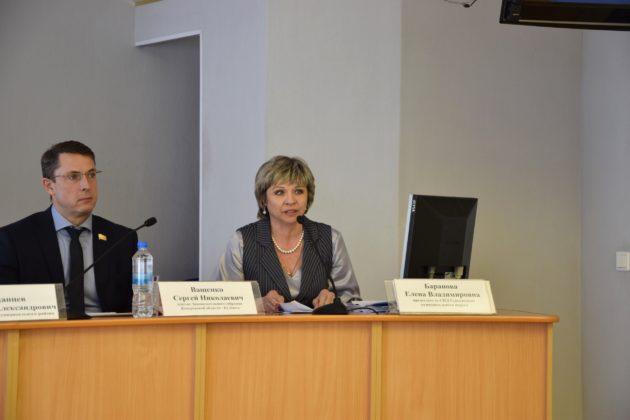 Историк избрана председателем Совета народных депутатов Гурьевского округа