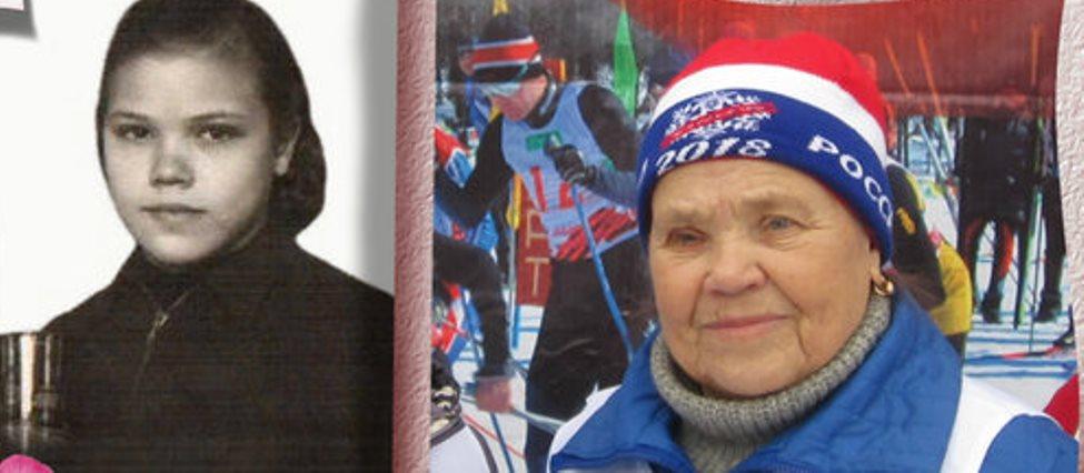 Золото Кузбасса: 84-летняя пенсионерка получила золотой значок ГТО