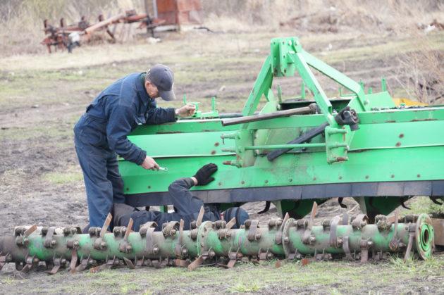 В Анжеро-Судженске и Чебулинском округе осужденные готовятся к посевной