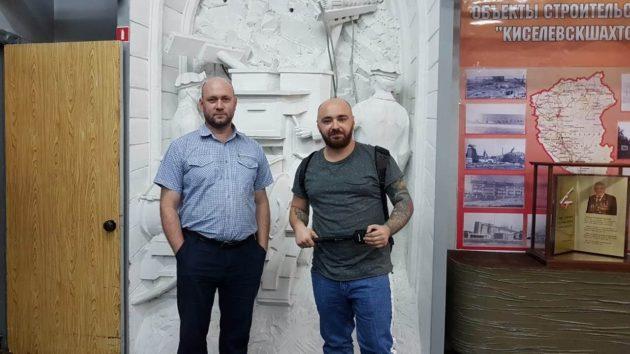 Энтузиасты из Киселевска и Новокузнецка пополняют сайт VRKuzbass цифровыми копиями музеев