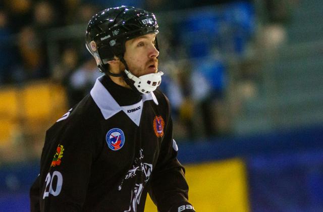 Хоккеист «Кузбасса» продолжит карьеру в шведском клубе