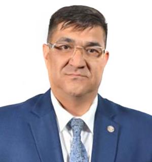 Депутат Законодательного собрания Кузбасса Довран Аннаев: «Чиновники должны быть патриотами России»