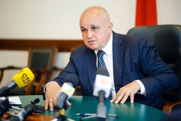 Сергей Цивилев вновь обратится к жителям Кузбасса из-за коронавируса