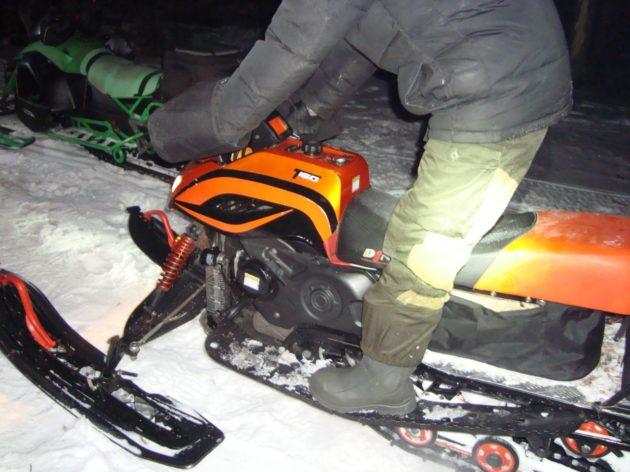 В Кузбассе снегоходчики нарушили режим полного ограничения охоты