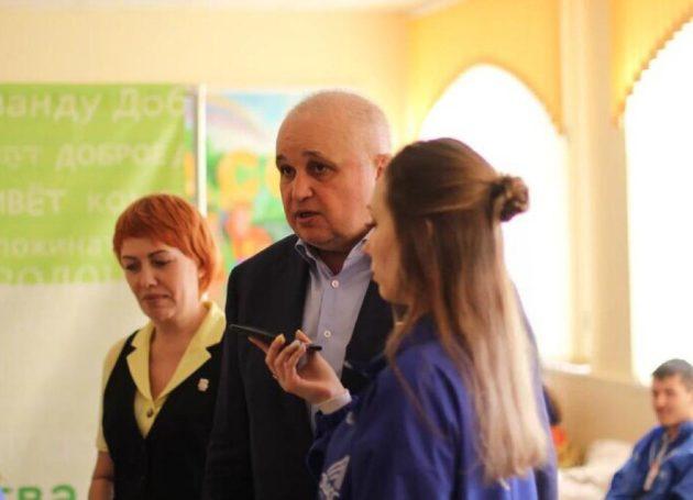 В Кемерове автомобильные дилеры предоставят волонтёрам десять машин