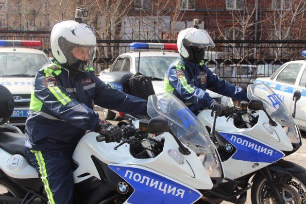 Улицы Новокузнецка начали патрулировать на двух колесах