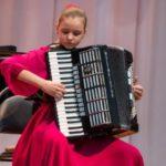 Юная кемеровчанка  стала лауреатом VI Всероссийского открытого конкурса баянистов и аккордеонистов «Югория-2020»