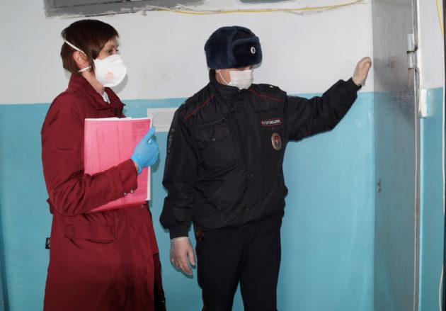 Кузбассовцам напомнили: штрафы за нарушение режима самоизоляции возросли