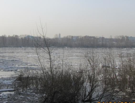 Последний лёд: кузбасские реки освободились почти полностью