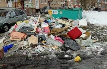 Глава Юргинского округа дал поручение привести город в порядок