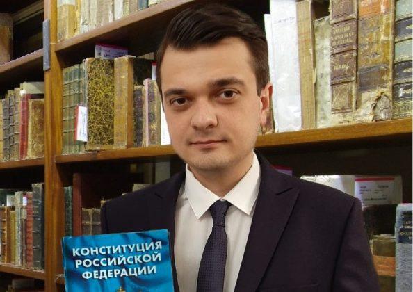 Член Молодежного Парламента Вячеслав Сильев о поправках в Конституцию РФ: «Изменения подчеркивают важность сохранения нашей истории»