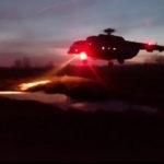 В Верх-Чебуле готовят почву под вертолётную площадку