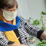 В Тяжинском округе серебряные волонтёры выращивают «Цветы Победы»