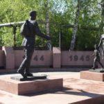 В Ленинске-Кузнецком появился мемориал «Победители»