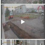 В Берёзовском за ремонтом школы №1 можно наблюдать онлайн