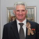 Легендарный космонавт поздравил жителей Кузбасса с Днём Победы