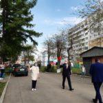 Сергей Цивилев принял участие в акции «Поём всем двором»
