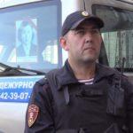В Кемерове росгвардейцы разместили на машинах снимки ветеранов