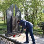 В Гурьевском округе к 75-летию Великой Победы обновили памятные места