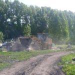 В Киселёвске вывозят стихийные свалки