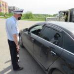 В Прокопьевске прохожий задержал убегавшего от полиции водителя