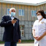 В Мариинске планируют завершить реконструкцию больницы