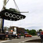 Мотор от легендарного танка Т-34, дошедшего до Берлина, завели в Новокузнецке