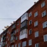 Жители кемеровского дома добились ускорения капремонта крыши