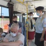 За неделю в Кузбассе выявили 730 нарушений масочного режима