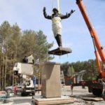 Бронзовый «Солдат Победы» установлен в Прокопьевске