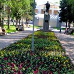 Сто тысяч цветов украсят Калтан