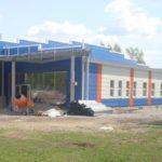 Стало известно, когда откроется новый спортивный центр в Краснобродском